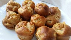 Recette de Muffins aux pommes LÉGER et DELICIEUX - recette Croq'kilos - Franceandhappy.com
