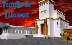 El Templo de Salomón (también conocido como Templo de Jerusalén) fue el principal lugar santo del pueblo de Israel, protegiendo en su...