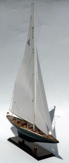 Shamrock V. 1930 J Boat