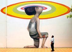 Seth Globepainter street art