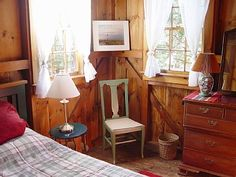 cute bedroom corner