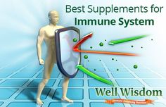 Immune system boosters! Best Supplements For Immune System Function.