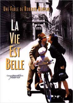 Affiche du film : La vie est belle , R.Begnini