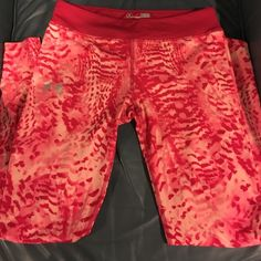 Under Armour Under Armour leggings-like new,no flaws or stains! Under Armour Pants Leggings