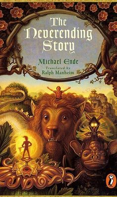 The Neverending Story by Michael Ende (Thienemann Verlag, 1979)