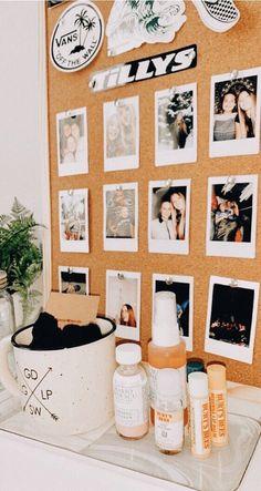 ℙ𝕚𝕟𝕥𝕖𝕣𝕖𝕤𝕥: ✰ 𝙰𝚞𝚍𝚛𝚎𝚢 ✰ - ✰ My Crib ✰ - Dekoration Room Ideas Bedroom, Girls Bedroom, Bedroom Decor, Bedroom Inspo, Bedroom Inspiration, Bedroom Furniture, Cute Room Ideas, Cute Room Decor, Wall Decor