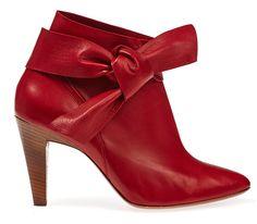 Boots en cuir de veau Roberto Cavalli