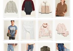 Old Navy is celebrating October 12 & 13 with 50% off everything! Below I rounded up my Old Navy fall picks for the family. There are so many good things right now. The post old navy fall picks for the family appeared first on happily trista.