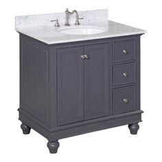 """Found it at Wayfair - Bella 36"""" Single Bathroom Vanity Set $899"""