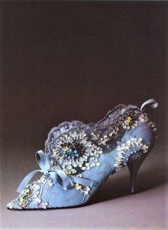 Roger Vivier for Dior, 1957