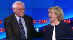 """""""Hillary debe ser la próxima presidenta de EEUU"""" dice su ex rival"""