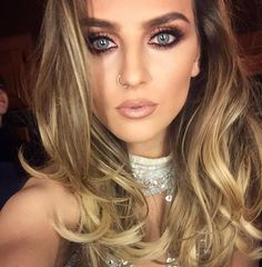 LOVE Perrie's make-up here by Adam Burrell. Find out how to re-create it > http://rgn.bz/c6Mu #amazingconcealer