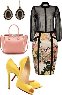pencil skirt outfits | pencil skirt outfit | Fashion ideas for Sneha