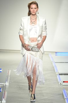 Rodarte Spring 2014 Ready-to-Wear Collection Slideshow on Style.com