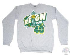 New Bonafide Icon Reignman Sweatshirt | Retro Bonafide Icon Sweater