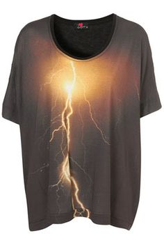 Lightning Tee by Your Eyes Lie