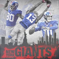 The New York Giants are No. 24 on our countdown to the NFL season! Kickoff is so close...