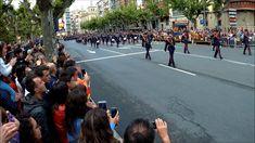 Desfile de las Fuerzas Armadas 2018 gopro Gopro, Dolores Park, Street View, World, Videos, Youtube, Travel, Armed Forces, Viajes