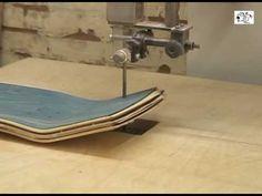 Skateboard Designer - YouTube