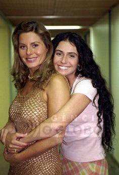 Giovanna Antonelli & Vera Fischer