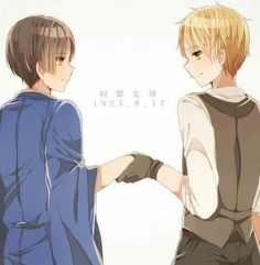 AsaKiku • England x Japan