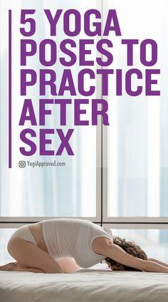 After yoga sex Yoga Sex