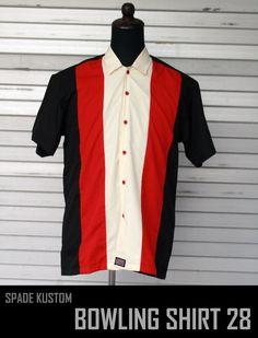 Bowling shirt 28