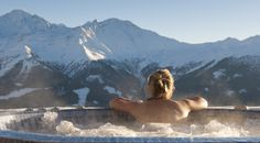 The View from Chalet Septieme Ciel, Verbier