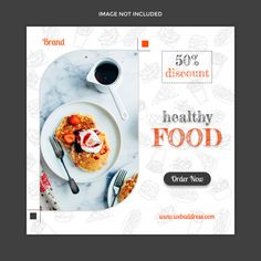 Food Graphic Design, Food Poster Design, Graphic Design Posters, Flyer Design, Banner Design Inspiration, Web Banner Design, Web Design, Social Media Banner, Social Media Design