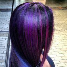 Violet Highlight ...