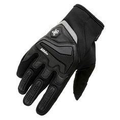 Men Sports Moto Gloves Full Finger Bike Gloves GEL Biking Long Finger Bicycle Mittens BMX Cycling Motorcycle Windproof Luva