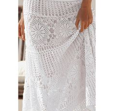 Here is another great pattern for Boston Proper skirt. The original skirt is already sold out! But if you like to crochet, it's not a problem to make your own creation! :)  You will receive:  ► detailed instructions in English for every row (browse several screen shots of the PDF - click on the third small picture under the main photo); ► diagrams in PDF-format (all charts are blurred in the above screen shots);  ► explanation on how to achieve wonderful ombre effect (graduation of color)…