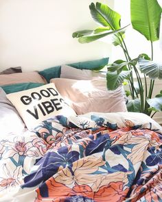 "2,673 Likes, 4 Comments - Urban Outfitters NYC (@uonewyork) on Instagram: ""Botanical bedroom goals. #UOonCampus"""