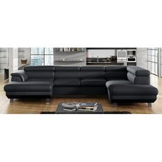 20 Leather Sectional Sleeper Sofa Ideas In 2020 Sectional Sleeper Sofa Leather Sectional Sleeper Leather Sectional