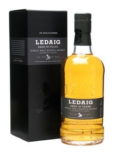 Peaty whisky from Tobermory on the Isle of Mull, named after a previous incarnation of the distillery. Maritime and smoky, this rivals some of the Islay drams for power, and the 10 year old balance...