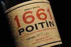 1661Poitin - The Dieline - The #1 Package Design Website -