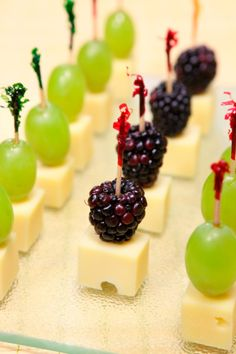 Madrigal cheese toothpick appetizers wine and cheese party ideas on a budget Toothpick Appetizers, Finger Food Appetizers, Appetizer Dips, Appetizers For Party, Appetizer Recipes, Cheese Appetizers, Fruit Appetizers, Bridal Shower Appetizers, Bridal Shower Foods