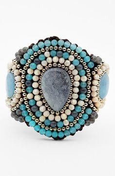 beaded bracelet - love this!!