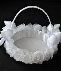Resultado de imagem para cestas decoradas para lembrancinhas de casamento