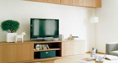 House in the morning - starting from here, family home | house of Muji