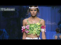 Francis Montesino Spring/Summer 2013 FULL SHOW | Madrid Fashion Week | FashionTV