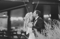 Winery Wedding at Cedar Lake Cellars | | Photo by Catherine Rhodes