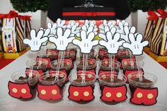 Acuarela: Fiesta Mickey Mouse (Festa Mickey Mouse)