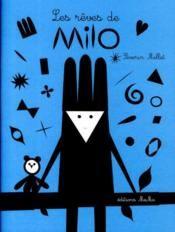 Livre - Les reves de Milo - Séverin Millet
