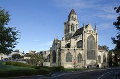 Église Saint-Étienne-le-Vieux, Caen , Basse-Normanie