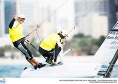 #VOILE : Coupe du monde de voile olympique L'équipe de France truste le podium Nacra 17 à Abu Dhabi Billy Besson & Marie Riou et Louis Giard en or lors de l'épreuve finale >>> http://www.seasailsurf.com/seasailsurf/actu/8908-L-equipe-de-France-truste-le-podium-Nacra-17-a #SAILING #ISAF Sailing World Cup Giard Covers Kokkalanis To Seal Men's RS:X Title in Abu Dhabi >>> http://seasailsurf.com/seasailsurf/actu/8909-Giard-Covers-Kokkalanis-To-Seal-Men-s-RS-X-Title