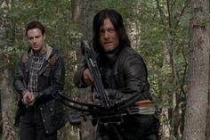 'The Walking Dead' Season Finale Review: A New Danger Lurks Outside Alexandria's Walls