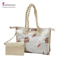 Buy Fashionista #Trendy #HandBag Raw Silk @ Rs.420.00 [Original Price: 599.00] #Stylish #Purse #OnlineShopping #FreeShipping
