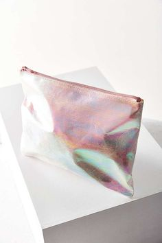 Slide View: 4: Iridescent Pouch
