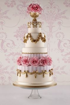 Fortnum and Mason is launching a range of bespoke wedding and celebration cakes, as seen on BridesMagazine.co.uk (BridesMagazine.co.uk)